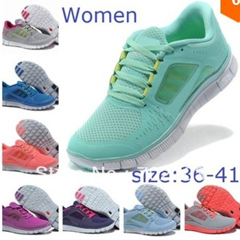 New free 5.0 running shoes for Women ! 2013 New design Brand sports shoes with best quality ! Drop free shipping