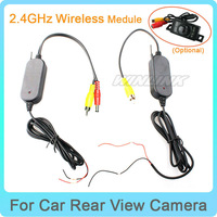 New 2.4Ghz Wireless FM Transmitter for Camera Video Transmitter and Receiver for Car Rear View Camera and Car DVD Player Monitor