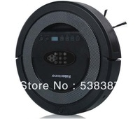 Free shipping 2013 New Arrival Robot Vacuum Cleaner ,Compare to Roomba 780, New Techology Sonic-Wall,6 drop sensors to Anti-Fall