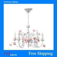 free shipping 5 bulbs  light chandelier rustic lighting  lighting led lamps