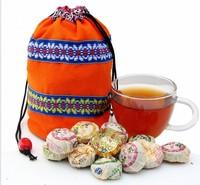 Chinese tea, Pu'erh tea, Mini Yunnan Puer tea ,With Gift Bag, Free Shipping