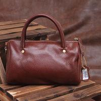 Mini first layer of cowhide women's handbag genuine leather handbag Women small bag women's handbag messenger bag