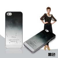 Crystal Waterdrop Waterdrops Raindrops Raindrop Rain Water Drop Case Cover for Apple Iphone 5 5G 5S 5S  1pcs/lot