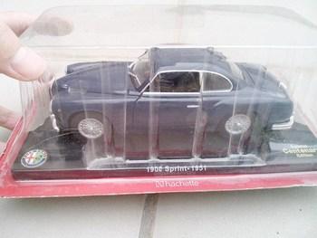 Alfa romeo hachette sprint 1951 alloy car model toy car model models toys & hobbies classic toys crafts
