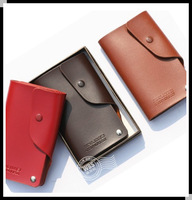 2014 New  Card holder business card k clip Fashion card Holder   Free Shiping