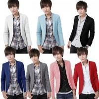 2014 Hot selling autumn men's casual blazer