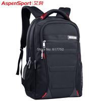 Hot sale high quality oxford double-shoulder school bag double-shoulder laptop bag man bag middle school students school bag