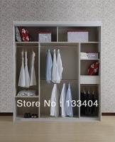 Simple Melamine Wardrobe (AGW-026)