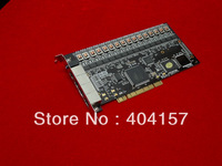 Real time monitoring/recording 16 CH PCI card voice recorder phone recording system support WIN7 32BIT&64BIT