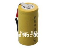 free   shipping  20pcs/lot    10C discharge rate current  1.2V 3500mAh  Ni-MH Rechargeable SC  Battery