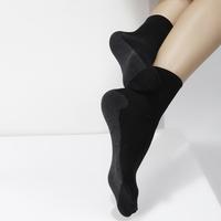 2013 free shipping Fennasi 100% women's velvet thicking silk opaque socks relent warmer cotton (5 pairs/lot)
