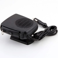 1pcs 12V 150W Vehicle Car Portable Ceramic Heating Heater Fan Defroster Demister New Arrival
