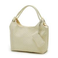 desigual women handbag new2014 fashion woven women bag female knitted shoulder bag cross-body portable women handbagWB2066