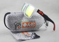 2013 New KEN BLOCK Sunglasses Cycling Sports Sun glasses Eyeglasses 21 colors can choose (06-21) with case