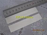 100 * 20 * 2 mm / Bovine bone pieces / engraving materials / carved pieces / inlay bone slices / hanging bone slices /