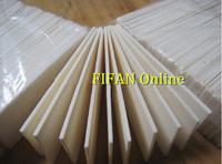 80 * 30 * 1 mm / Bovine bone pieces / engraving materials / carved pieces / inlay bone slices / hanging bone slices /