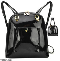 Free Shipping,Casual PU Shoulder Handbag And Backpack, Promotion! VK1412