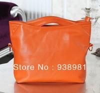 2013 Women Leather Handbags Fashion Female Messenger Bags Genuine Leather Handbag Designer Bags Vintage Bag Free Shipping