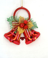 christmas  bell  snow Decoration,Christmas tree Decoration Supplies,christmas ornament,Christmas present