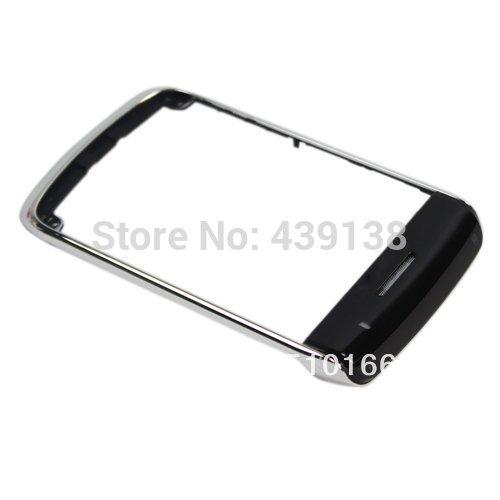 Silver/Chrome Bezel Frame Housing Cover for Blackberry Bold 9700 9780(China (Mainland))