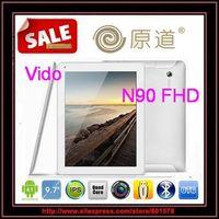 Original Window Yuandao Vido N90 Quadcore FHD N90FHD 9.7inch IPS Retina screen Android 4.1 2GB RAM 16GB/Jessie