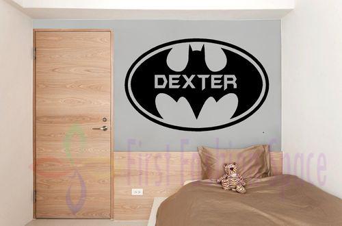 kopen Wholesale Batman logo stickers uit China Batman logo stickers ...