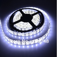 Christmas LED Strip 5050 LED Strip 5050 Flexible Light RGB/White/Warm/Red/Green/Blue/Yellow 60 LED/M 300LED 5M SMD free Shipping