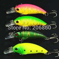 8pcs/lot Crankbait Fishing Lures 7.5CM-8.3G fishing tackle pesca swimbait fish hard crank bait artificial lure wobbler japan