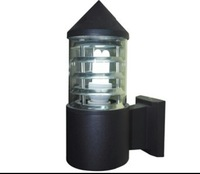Free shipping IP65  Wholesale Free Delivery Waterproof outdoor balcony wall lamp black sand