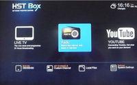 Hot sell1PCS/lot Arabic Arab TV IP set top box ,Arabic IPTV Box