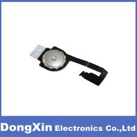 50PCS X 100% Original Home Button Flex Cable for iPhone 4 4G