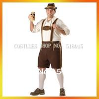 free shipping hot sale Bavarian Guy Oktoberfest Adult Costumes AEMC-1983