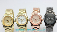Top Quality Women Dress Watch Stainless Steel Watches Fashion Wrist Gift  Wristwatches, Hot sales