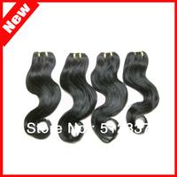 Ecxellent Brazilian Hair, Queen Body Hair Extension, cheap brazilian hair  Free Shipping DHL 6pcs/lot