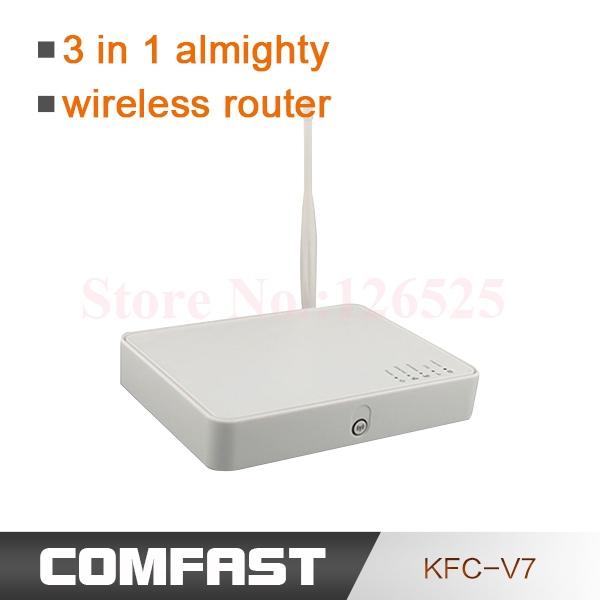 Modem router wireless Thomson v7 4 porte router adsl ADSL2 + Modem Router tg585v7 di alta qualità 54m wireless modem adsl2 r