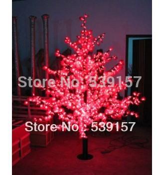 Wholesale - DHL Free Shipping LED maple tree light, 2.2M 1296Leds Led christmas tree light ,led holiday light AC85~265V(China (Mainland))