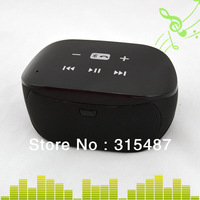 Free shipping bluetooth handsfree speaker, IF card support speaker, portable wireless amplifier for phone,tablet, CD, PSP,etc