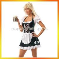 JLWC-0013 Free Shipping!  MOQ 1set Adult oktoberfest girl Dress Costumes