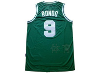 Basketball jerseys    NO. 9 RajonRondo