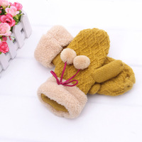 Factory outlets 2013 new lady fashion warm winter gloves [F-8220]
