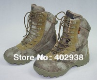 Labor Day Shoes Spring and Autumn Camouflage Boots Tactical Boots Desert Combat Police Swat Boots for Hunting Camping Hiking