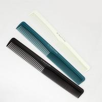 2pcs/lot Professional Hair comb Carbon Barber comb 2 colors you can choose