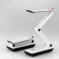 270 ROTATING LED Folding Rechargable Reading Desk Table Lamp Light Touch Control YG-3979 USA plug Free shipping