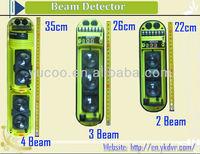 Smart beam sensor for house security