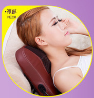 Free shipping cervical vertebra massage pillow leg massage device multifunctional the neck massage pad household Massage cushion