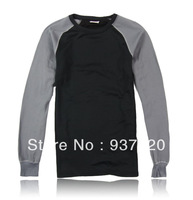 2013 winter Outdoor Men Ski mountaineering quick-drying Thermal underwear sport thermal fleece underwear for men