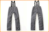 Free Shipping High Quality Men's Outdoor Ski Pants Snowboard Suspenders Pants Size Available M / L / XL / XXL(SI011) !!