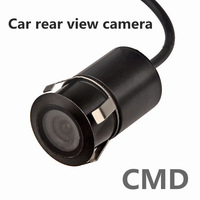 Night Vision Color Car Reversing Rear View Camera for Car GPS DVD free shopping
