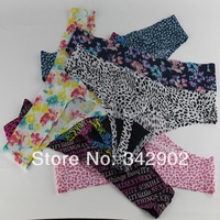 Hot sale Higher quality 3pcs/lot BRAND VS women's sexy underwear non-trace low waist lace briefs