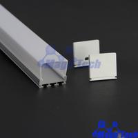 Fedex Free shipping  Aluminum profile